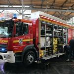 Feuerwehr Werl - GW-G