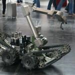Robotor Probenahme